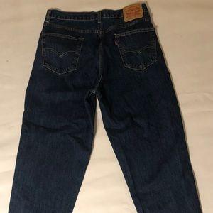 Vintage Levis 560 Men's Jeans Comfort Fit W36 L31